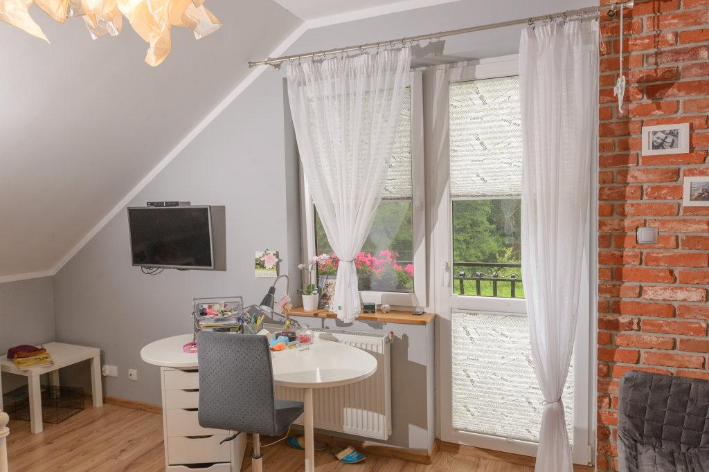 Plisy na oknach